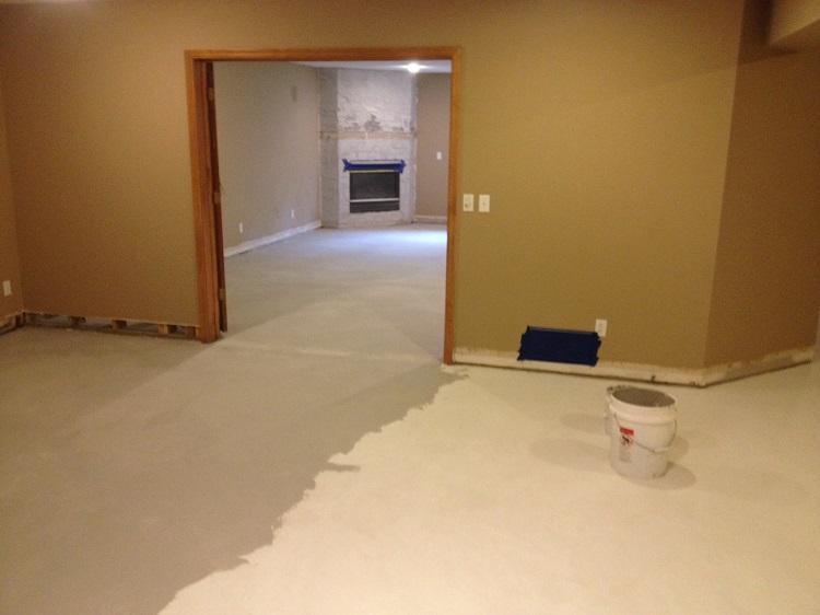 Skim Coat Concrete Floors Minneapolis St Paul Mn